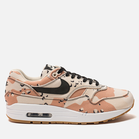 Мужские кроссовки Nike Air Max 1 Premium Beach/Black/Praline/Light Cream