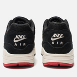 Мужские кроссовки Nike Air Max 1 Premium Black/Oil Grey/University Red/Sail фото- 3