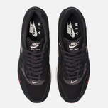 Мужские кроссовки Nike Air Max 1 Premium Black/Oil Grey/University Red/Sail фото- 5