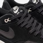 Мужские кроссовки Nike Air Max 1 Premium Black/Oil Grey/University Red/Sail фото- 6