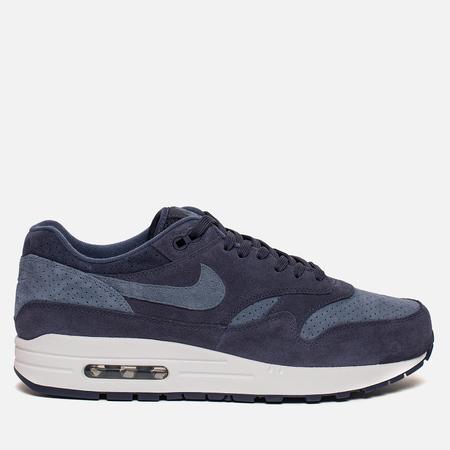 Мужские кроссовки Nike Air Max 1 Premium Blue/White