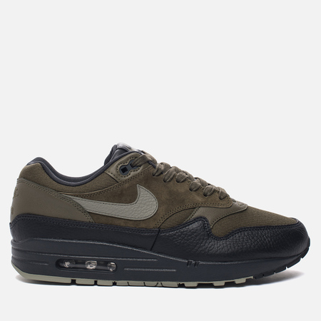 Мужские кроссовки Nike Air Max 1 Premium Medium Olive/Dark Stucco/Anthracite