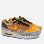 Мужские кроссовки Nike Air Max 1 Premium QS Safari Flax/Kumquat/Chestnut фото- 1