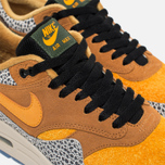 Мужские кроссовки Nike Air Max 1 Premium QS Safari Flax/Kumquat/Chestnut фото- 5