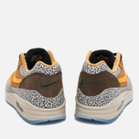 Мужские кроссовки Nike Air Max 1 Premium QS Safari Flax/Kumquat/Chestnut фото- 3