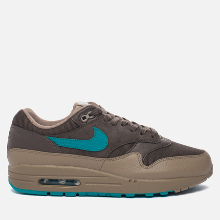 Мужские кроссовки Nike Air Max 1 Premium Ridgerock/Turbo Green/Khaki