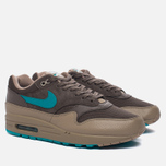 Мужские кроссовки Nike Air Max 1 Premium Ridgerock/Turbo Green/Khaki фото- 2