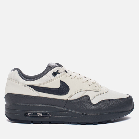 Мужские кроссовки Nike Air Max 1 Premium Sail/Dark Obsidian/Dark Grey