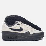 Мужские кроссовки Nike Air Max 1 Premium Sail/Dark Obsidian/Dark Grey фото- 1
