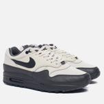 Мужские кроссовки Nike Air Max 1 Premium Sail/Dark Obsidian/Dark Grey фото- 2