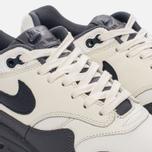 Мужские кроссовки Nike Air Max 1 Premium Sail/Dark Obsidian/Dark Grey фото- 5