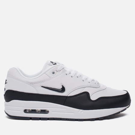 Мужские кроссовки Nike Air Max 1 Premium SC Jewel Black/White