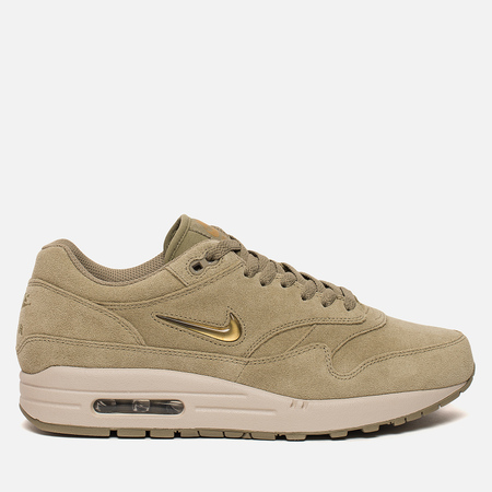 Мужские кроссовки Nike Air Max 1 Premium SC Neutral Olive/Metallic Gold/Desert Sand