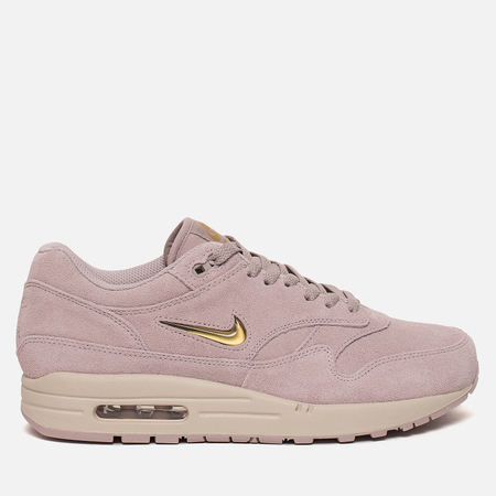 Мужские кроссовки Nike Air Max 1 Premium SC Particle Rose/Metallic Gold/Desert Sand