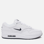Мужские кроссовки Nike Air Max 1 Premium SC White/Black фото- 0