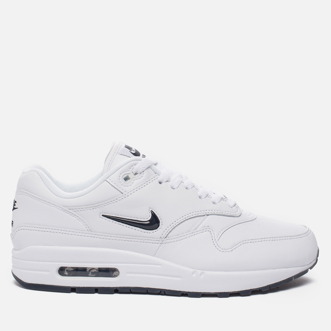 Мужские кроссовки Nike Air Max 1 Premium SC White/Black