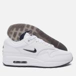 Мужские кроссовки Nike Air Max 1 Premium SC White/Black фото- 1