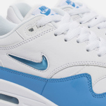 Мужские кроссовки Nike Air Max 1 Premium SC White/University Blue/University Blue фото- 3