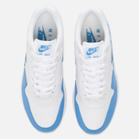 Мужские кроссовки Nike Air Max 1 Premium SC White/University Blue/University Blue фото- 4