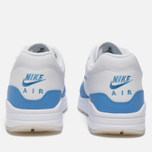 Мужские кроссовки Nike Air Max 1 Premium SC White/University Blue/University Blue фото- 5