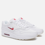 Мужские кроссовки Nike Air Max 1 Premium SC White/University Red/University Red фото- 2