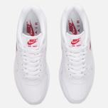 Мужские кроссовки Nike Air Max 1 Premium SC White/University Red/University Red фото- 4