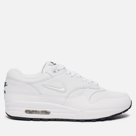 Мужские кроссовки Nike Air Max 1 Premium SC White/White/Black