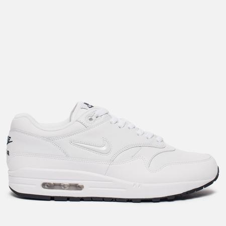 Мужские кроссовки Nike Air Max 1 Premium SC White/White/Black