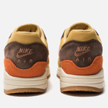 Мужские кроссовки Nike Air Max 1 Premium Wheat Gold/Rust Pink/Baroque Brown фото- 3