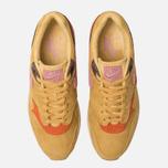 Мужские кроссовки Nike Air Max 1 Premium Wheat Gold/Rust Pink/Baroque Brown фото- 5