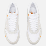 Мужские кроссовки Nike Air Max 1 Premium White/Kumquat фото- 4