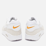 Мужские кроссовки Nike Air Max 1 Premium White/Kumquat фото- 5