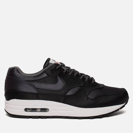 Мужские кроссовки Nike Air Max 1 SE Satin Pack Black/Black/White