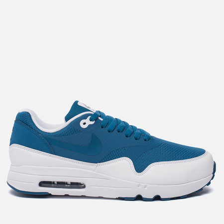 Мужские кроссовки Nike Air Max 1 Ultra 2.0 Essential Industrial Blue/Industrial Blue/White