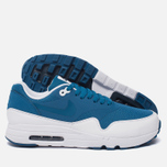 Мужские кроссовки Nike Air Max 1 Ultra 2.0 Essential Industrial Blue/Industrial Blue/White фото- 1