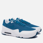 Мужские кроссовки Nike Air Max 1 Ultra 2.0 Essential Industrial Blue/Industrial Blue/White фото- 2