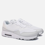 Мужские кроссовки Nike Air Max 1 Ultra 2.0 Essential White фото- 1