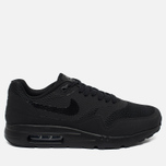 Мужские кроссовки Nike Air Max 1 Ultra Essential Triple Black фото- 0