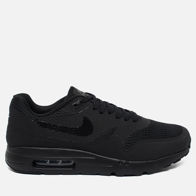 Мужские кроссовки Nike Air Max 1 Ultra Essential Triple Black