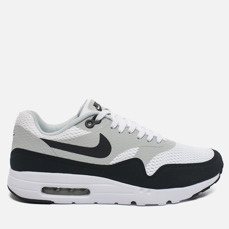 Nike Air Max 1 Ultra Essential Men's Sneakers White/Pure Platinum/Anthracite