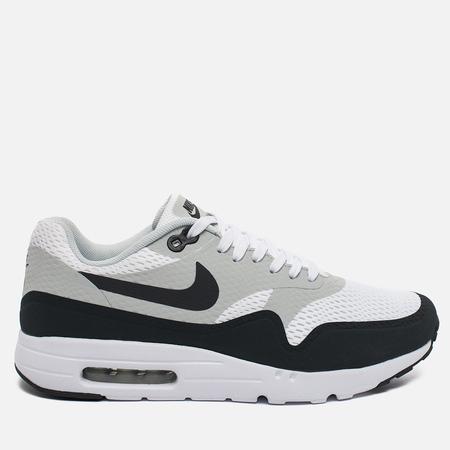 Мужские кроссовки Nike Air Max 1 Ultra Essential White/Pure Platinum/Anthracite