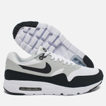 Мужские кроссовки Nike Air Max 1 Ultra Essential White/Pure Platinum/Anthracite фото- 2
