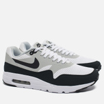 Мужские кроссовки Nike Air Max 1 Ultra Essential White/Pure Platinum/Anthracite фото- 1