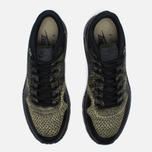 Мужские кроссовки Nike Air Max 1 Ultra Flyknit Neutral Olive/Black/Sequoia фото- 4