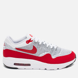 Мужские кроссовки Nike Air Max 1 Ultra Flyknit Varsity Red/White фото- 0