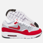 Nike Air Max 1 Ultra Flyknit Men's Sneakers Varsity Red/White photo- 2