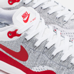 Мужские кроссовки Nike Air Max 1 Ultra Flyknit Varsity Red/White фото- 5