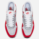 Nike Air Max 1 Ultra Flyknit Men's Sneakers Varsity Red/White photo- 4