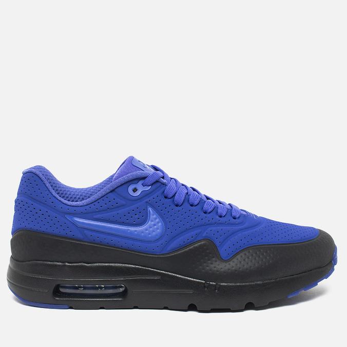 Nike Air Max 1 Ultra Moire Men's Sneakers Royal/Black