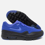Мужские кроссовки Nike Air Max 1 Ultra Moire Royal/Black фото- 2